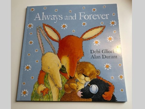 Always and Forever - A children's book about bereavement