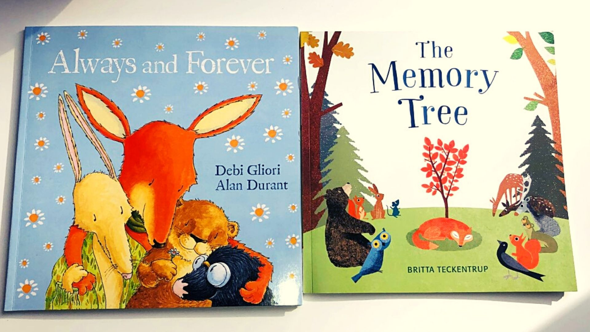 Children's books about bereavement - Woodside Family Funeral Directors Paisley